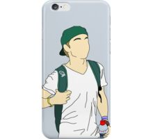 line drawing iPhone Case/Skin