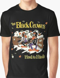The Black Crowes Classic Graphic T-Shirt