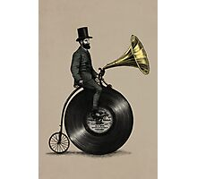 Music Man (color option) Photographic Print