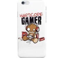 Hardcore Gamer iPhone Case/Skin