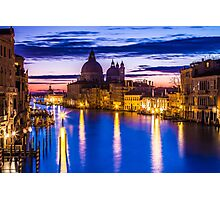 Venice in the Morning Photographic Print
