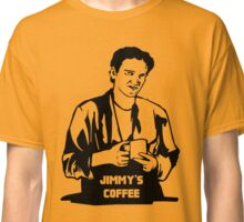 Jimmy's Coffee Pulp Fiction Classic T-Shirt