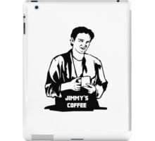 Jimmy's Coffee Pulp Fiction iPad Case/Skin