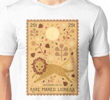 Maned Lioness  Unisex T-Shirt