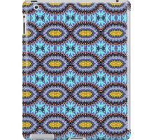 White Dwarf, Blue Dwarf, Seamless Pattern Two iPad Case/Skin