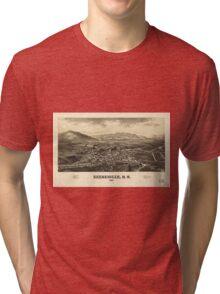 Keeseville New York (1887) Tri-blend T-Shirt