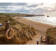 Thurlestone Bay by Andrew Roland