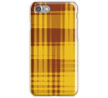 Glowing Brown iPhone Case/Skin