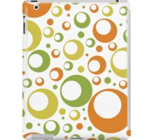Retro 60s Pattern iPad Case/Skin