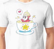 Whipped Cream Shyguy Latte Unisex T-Shirt