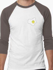 Egg Illustration Men's Baseball ¾ T-Shirt