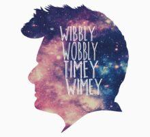 Wibbly wobbly Kids Tee