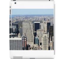 N.Y. Empire State Building iPad Case/Skin