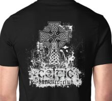 'Grunge' Celtic Cross Unisex T-Shirt