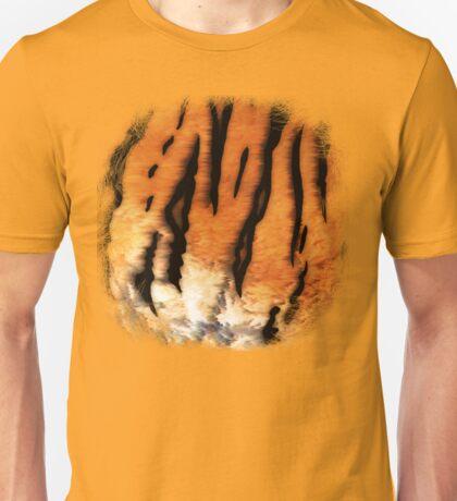 Tiger Fur Unisex T-Shirt