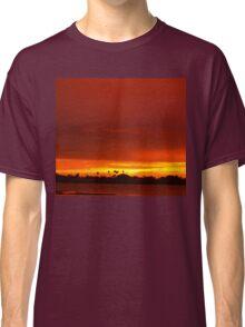 Crimson and amber world Classic T-Shirt