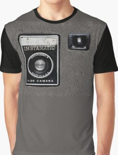 Vintage Camera cell phone case camera geeks Graphic T-Shirt