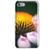 Echinacea flower. iPhone Case/Skin