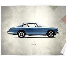 The 250 GTE 1962 Poster