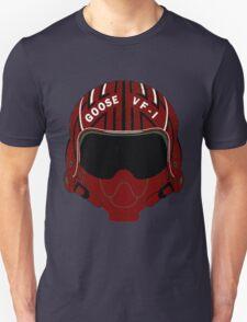 Goose Helmet Unisex T-Shirt