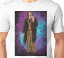 Paul McGann as Doctor Who Unisex T-Shirt
