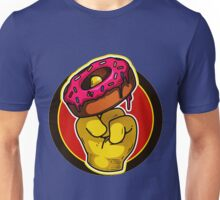 Donuts Hand Unisex T-Shirt