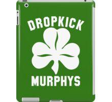 dropkick murphys iPad Case/Skin