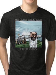 THE FAIRLY SECRET ARMY - BOMBS AWAY Tri-blend T-Shirt
