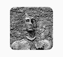 Face in Stone Unisex T-Shirt
