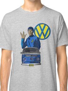 Spock ride VW Classic T-Shirt