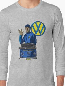 Spock ride VW Long Sleeve T-Shirt