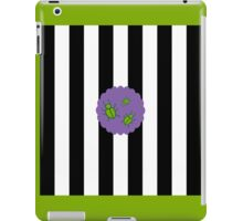 Beetlejuice in Stripe iPad Case/Skin