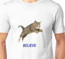 Believe Kitten Unisex T-Shirt