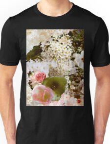 FRÜHLING BLUMEN BUDDA  Unisex T-Shirt