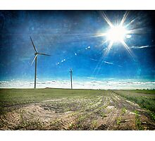 Tranquil Wind Photographic Print