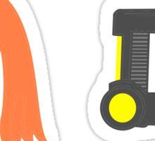 Leeloo Dallas Multipass Sticker