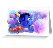 Finding Nemo - I shall call him Squishy Greeting Card