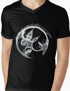 D130731 - fabric doodle Mens V-Neck T-Shirt