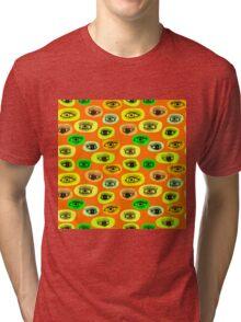eyes motive Tri-blend T-Shirt