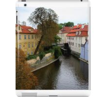 Praga's mill iPad Case/Skin