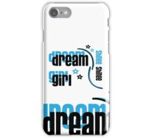 Dream Girl iPhone Case/Skin