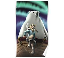 Lyra of the Golden Compass Poster