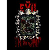 The Evil Thwomp Photographic Print