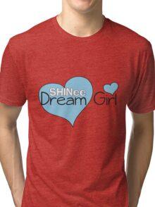 SHINee's Dream Girl Tri-blend T-Shirt