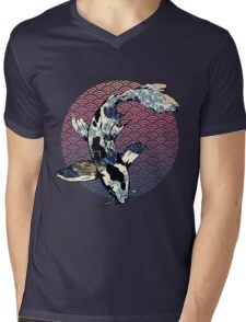 The Great Wave off Koi T-Shirt