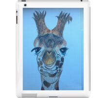 Giraffe  iPad Case/Skin