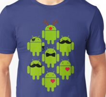 Android Party To Go Unisex T-Shirt