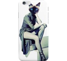 SIAMESE iPhone Case/Skin