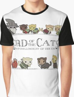 lord of the cat Graphic T-Shirt