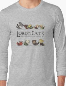 lord of the cat Long Sleeve T-Shirt